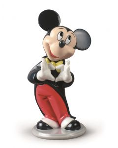 Lladro 1009079 World Of Disney Mickey Mouse