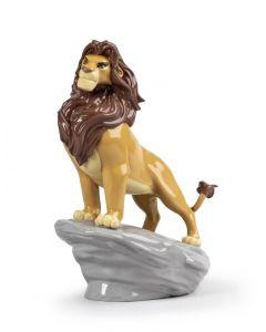 Lladro 1009112 World Of Disney Simba