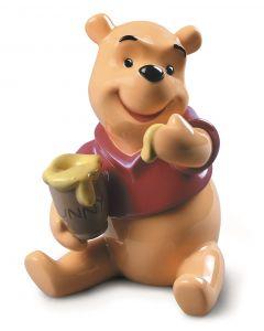 Lladro 1009115 World Of Disney Winnie The Pooh