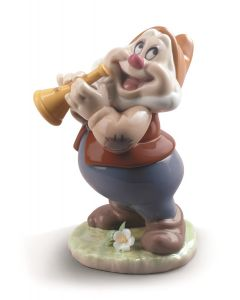Lladro 1009322 World Of Disney Happy