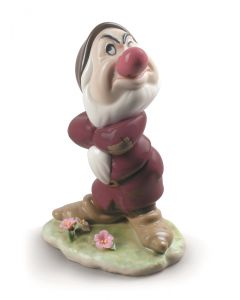 Lladro 1009323 World Of Disney Grumpy