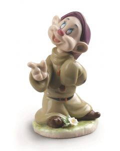 Lladro 1009324 World Of Disney Dopey