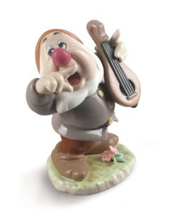Lladro 1009327 World Of Disney Sneezy