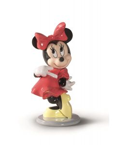 Lladro 1009345 World Of Disney Minnie Mouse
