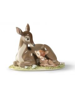 Lladro 1009350 World Of Disney Bambi