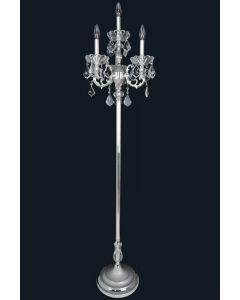 Allegri 023191-017-SE001 Praetorius 4 Light Floor Lamp