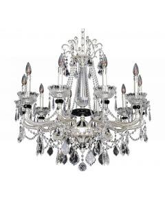 Allegri 024451-017-FR001 Campra 10 Light Chandelier