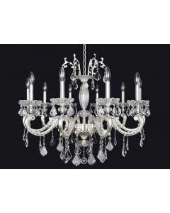 Allegri 024754-017-FR001 Casella 10 Light Chandelier