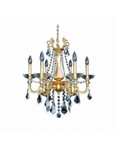 Allegri 025450-011 Barret 6 Light Chandelier