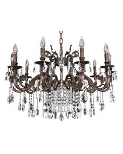 Allegri 025650-013 Avelli 10 Light Chandelier