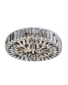 Allegri 025741 Julien 4 Light Flush Mount