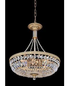 Allegri 025850-010-FR001 Aulio 8 Light 18 Inch Round Pendant