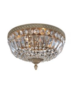 Allegri 025941 Lemire 4 Light Flush Mount