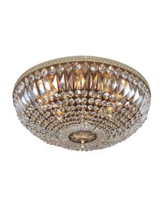 Allegri 025944 Lemire 8 Light Flush Mount