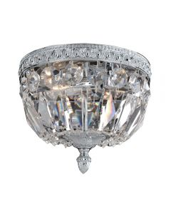 Allegri 025948 Lemire 2 Light Flush Mount