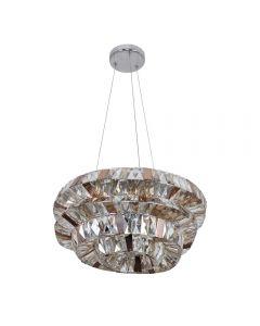 Allegri 026351-010-FR000 Gehry 6 Light 18 Inch Round Pendant