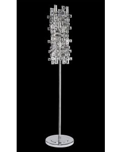 Allegri 027602 Vermeer 4 Light Floor Lamp