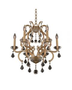 Allegri 029650-038-FR001 Duchess 6 Light Chandelier