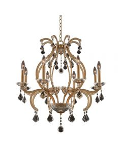 Allegri 029651-038-FR001 Duchess 8 Light Chandelier
