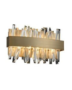 Allegri 030230-038 Glacier ADA LED Vanity Light