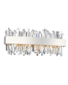 Allegri 030231-010 Glacier Bathroom Lighting