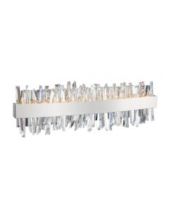 Allegri 030232-010 Glacier Bathroom Lighting