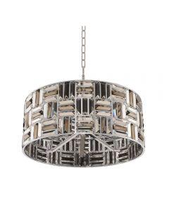 Allegri 031751-010-FR000 Modello 6 Light 23 Inch Pendant