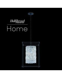Allegri 036150-052-FR001 Joni 4 Light Foyer Pendant