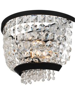 Allegri 037321-052-FR001 Terzo 2 Light Wall Sconce
