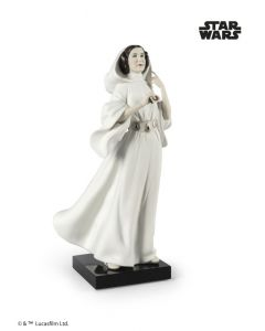 Lladro 1009412 World Of Disney Princess Leia