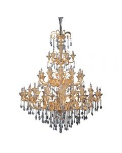 Allegri 10455 Legrenzi 66 Light Chandelier
