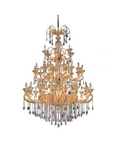 Allegri 10456 Legrenzi 48 Light Chandelier