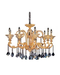 Allegri 10459 Legrenzi 9 Light Chandelier