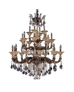 Allegri 10499 Mendelssohn 24 Light Chandelier