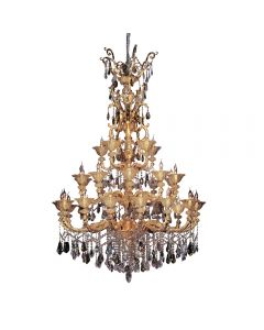 Allegri 11098-016-FR000 Mendelssohn 30 Light Chandelier