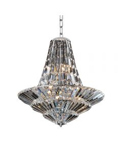 Allegri 11425-010-FR001 Auletta 12 Light Chandelier