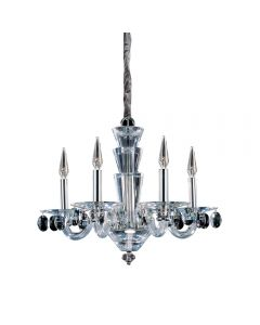 Allegri 11526-010 Fanshawe 5 Light Chandelier