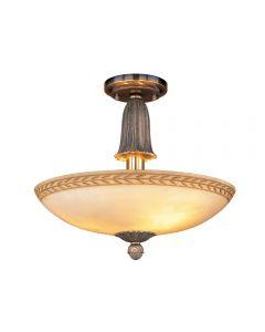 Mariner 18523 Royal Heritage 6 Light Alabaster Chandelier