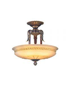 Mariner 18660 Royal Heritage 6 Light Alabaster Chandelier