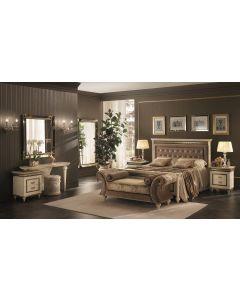 Arredoclassic ARR3738 6 Piece Bedroom Set