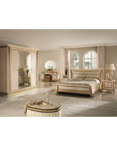Arredoclassic ARR3739 6 Piece Bedroom Set