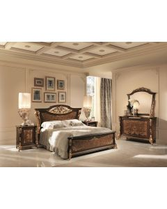 Arredoclassic ARR3740 6 Piece Bedroom Set