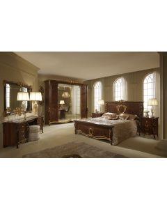 Arredoclassic ARR3741 6 Piece Bedroom Set