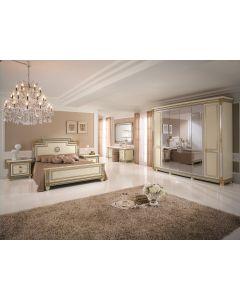 Arredoclassic ARR3763 6 Piece Bedroom Set
