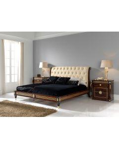 Mariner 4115 Neva Walnut 8 Piece Bedroom Set
