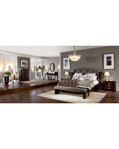 Mariner 4116 Gatsby 7 Piece Bedroom Set