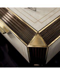 Ado ADO3001 Diamante Dressing Table