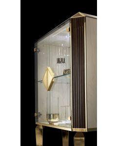 Adora Interiors ADO3010 Lux 2 Door Curio