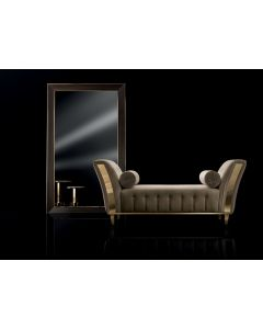 Adora ADO3023 Diamante Chaise Lounge