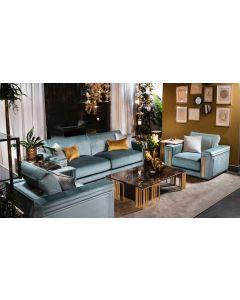 Adora Interiors ADO3350 Atmosfera 3 Seat Sofa